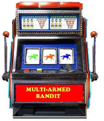 application of multi-armed bandit algorithm