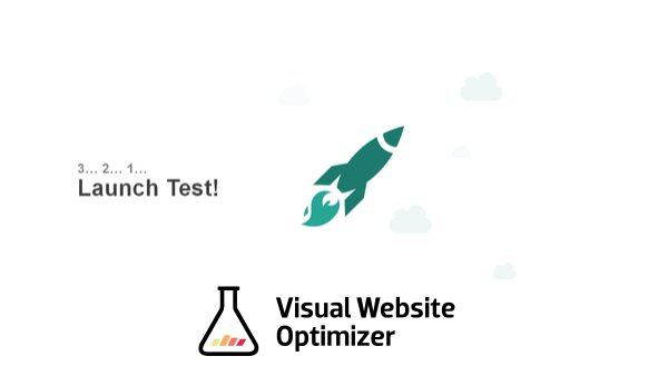 Launch your test with Visual Website Optimizer