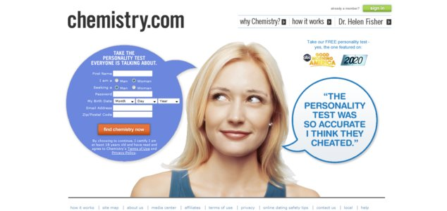 Chemistry.com CTA Button