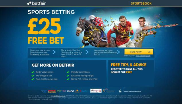 BetFair Reciprocity Variation