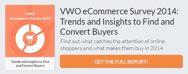 VWO eCommerce Survey Report 2014