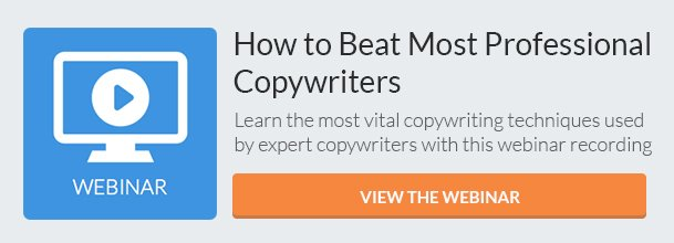 Webinar on Copywriting CTA
