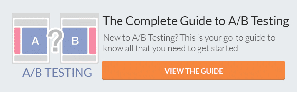 Guide to A/B Testing CTA