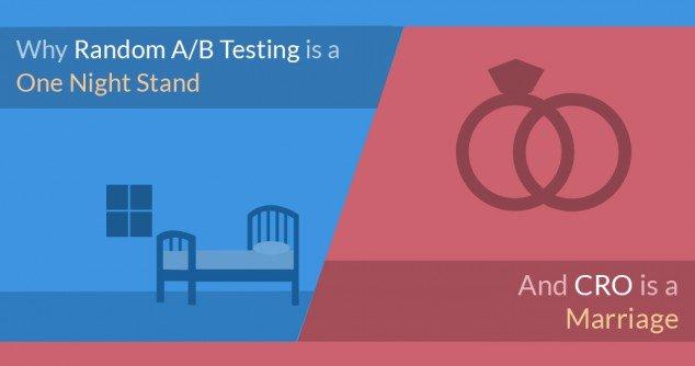 A/B Testing VS. CRO