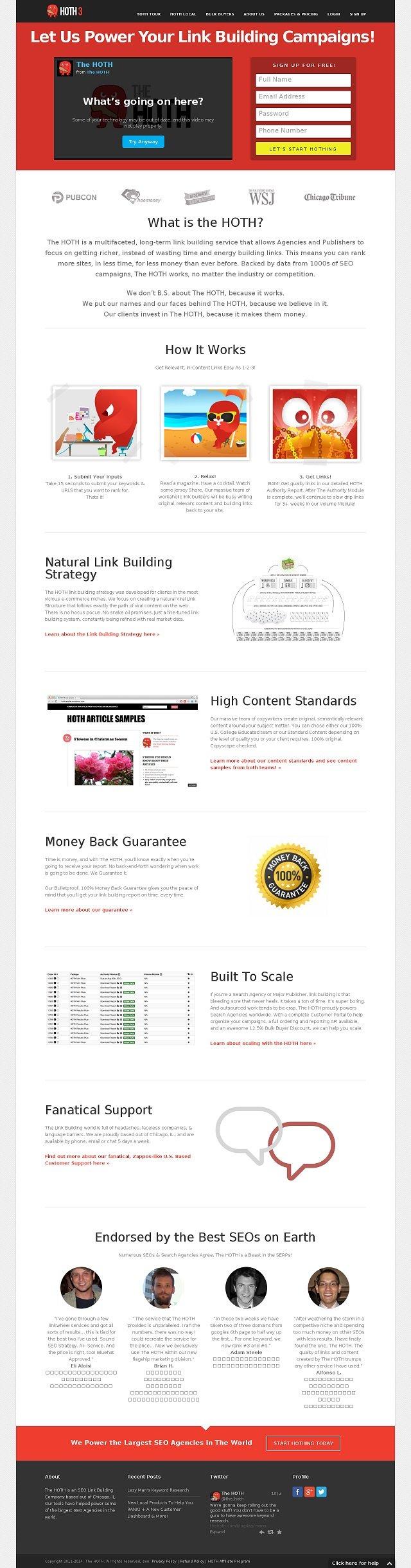 thehoth_original_homepage