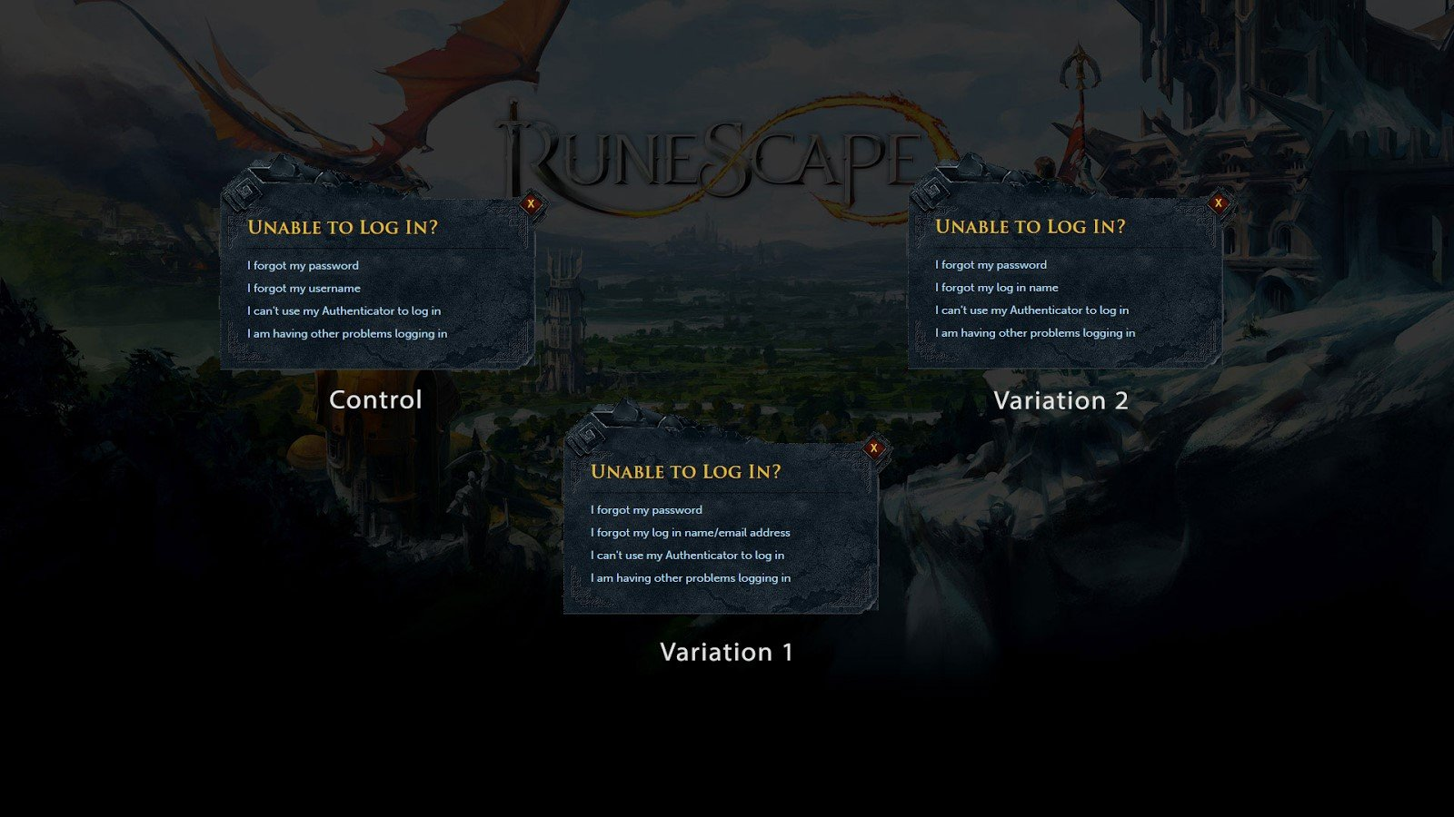 5 Ab Tests Jagex Aced To Skyrocket Conversions For Runescape