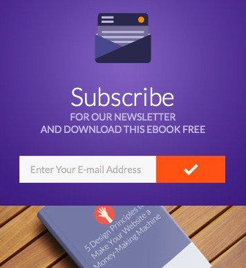 VWO Blog  subscription box
