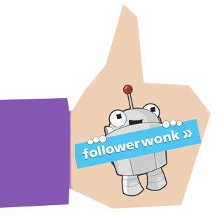 Followerwonk logo thumb rule