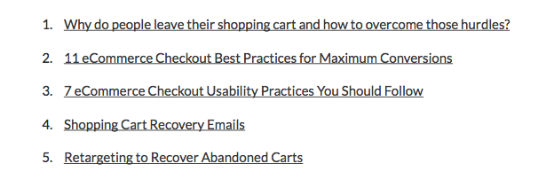 VWO's Mega Guide to Reducing Shopping Cart Abandonment