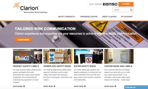 Personalization example Clarion