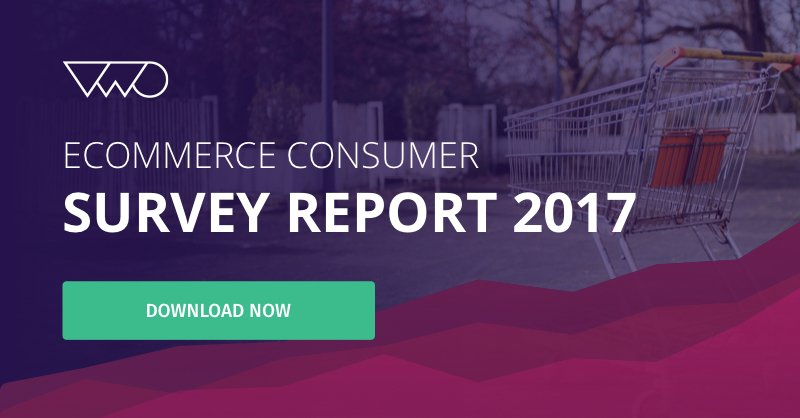 eCommerce Survey CTA