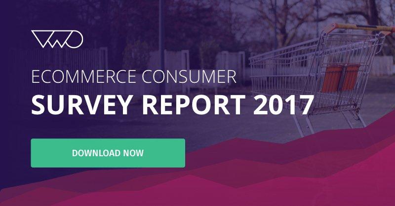 eCommerce Survey CTA