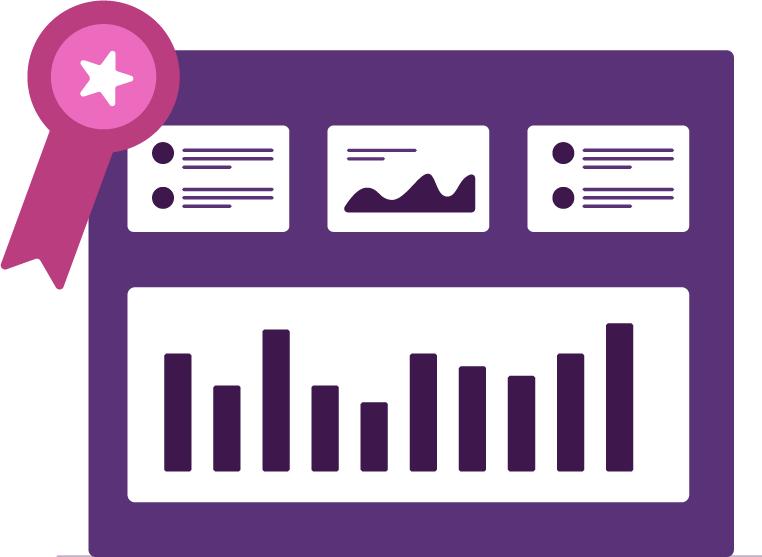 illustration highlighting trust signals on your website